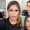 Cursos de extensiones de pestañas, uñas acrilicas, maquillaje, peinados y depilación de cejas con hilo en Los Angeles CA